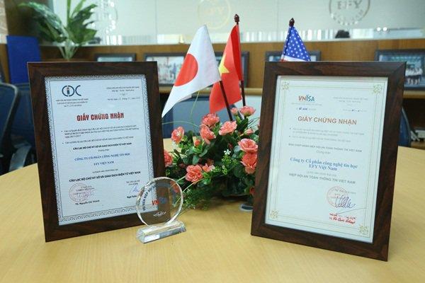 EFY Việt Nam trở thành thành viên của Hiệp hội an toàn thông tin Việt Nam